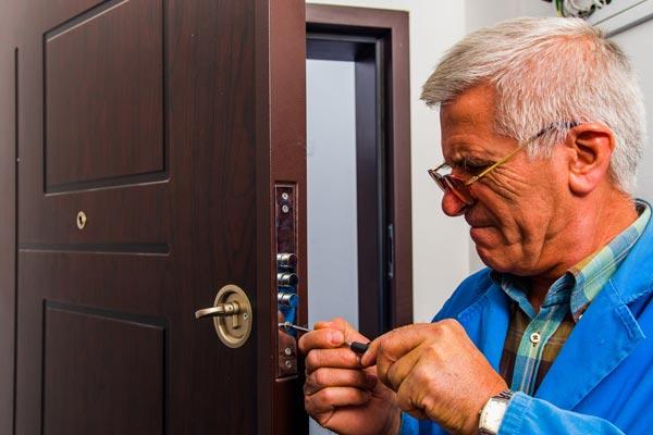 Ouverture de porte blindée à Grenoble